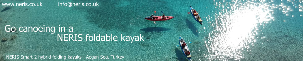 Banner image of Turkey paddling