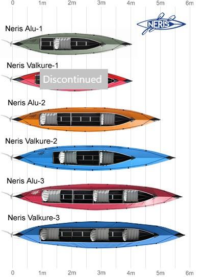 NERIS Folding Kayaks UK - foldable touring kayaks that pack