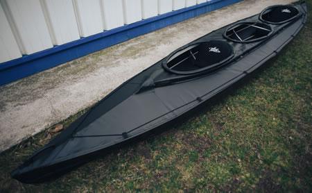 NERIS Folding Kayaks UK - foldable touring kayaks that pack into