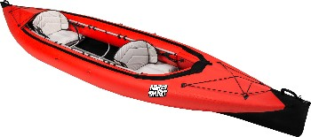 Neris SMART PRO hybrid folding kayak