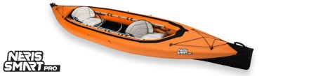 Neris SMART-2 PRO hybrid foldable kayak