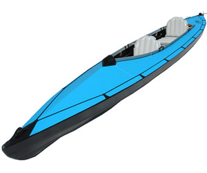 NERIS Valkure-2 folding kayak
